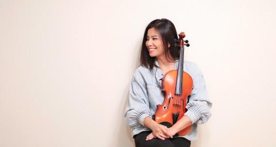 Violist, Arranger, Composer - Jayna Chou