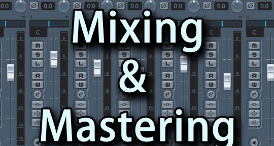 Remote Mixing & Mastering - MIXLIGHT STUDIOS