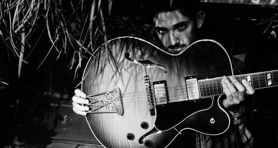 Session Guitarist and Arranger - Roy Ben Bashat