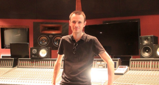 Remote Mixing for Indie-rock  - Ben Gir