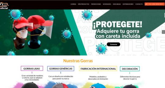 Mexico - Dkps Gorras
