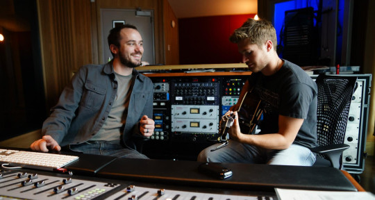 Mixing and Mastering - Jeremy Johnston