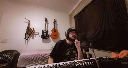 Composer and Arranger - Gabriel Iocca