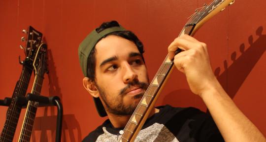 Session Guitarist - Phil Marques