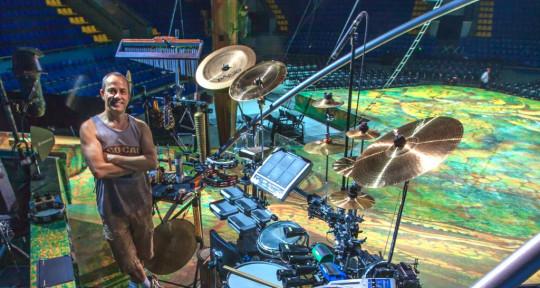 Session Percussionist - Fernando Diez