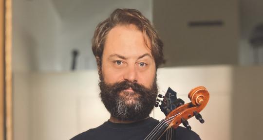 Session violinist/violist - Giovanni Lanfranchi