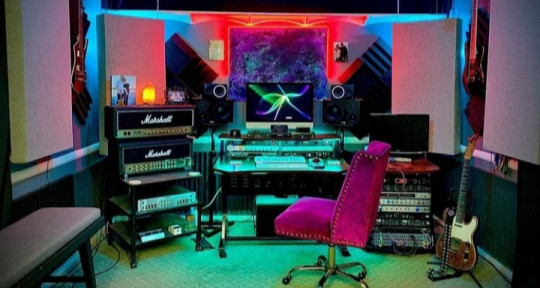 Recording Studio - Eravox Studios