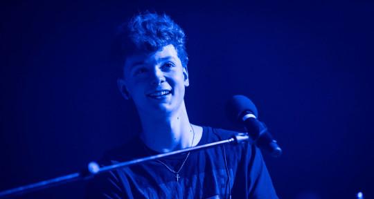 Songwriter, Vocalist, Pianist - Kieran Rhodes