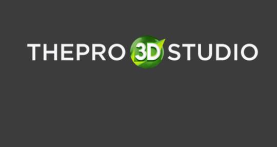 3D Design Studio - ThePro3DStudio
