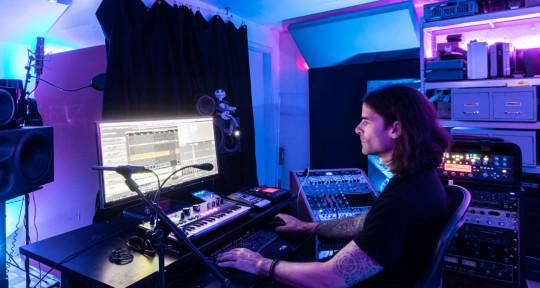 Specialist Rock/Metal Mixer - Simon Jameson / BlackArtAudio