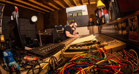 Engineer, Editor, Fixer, Mixer - Alpaca Ranch Recording