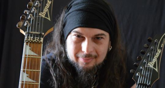 Μetal Guitarist / Song-writer - Kostas Sotos