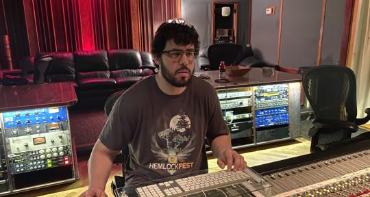 Mixing/Mastering/Production - Jack Bartlett