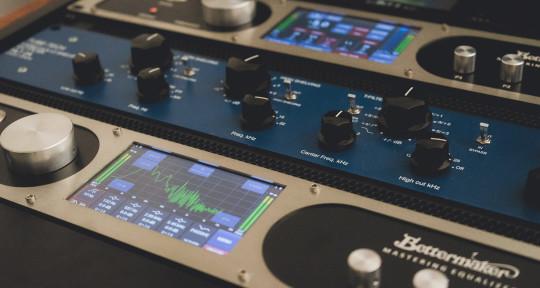 Mix & Mastering - moomin