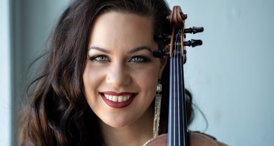 Violinist, Fiddler, String Arr - Lotta Marie Violinist