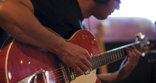 Guitarist/Producer/Songwriter - Dan Wheeler