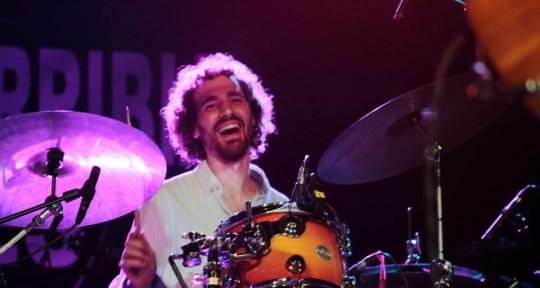 'Session drummer' - Hilario Rodeiro