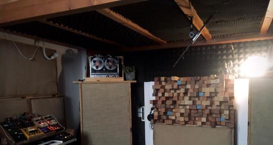 Recording & mixing studio - Studio Ma 間