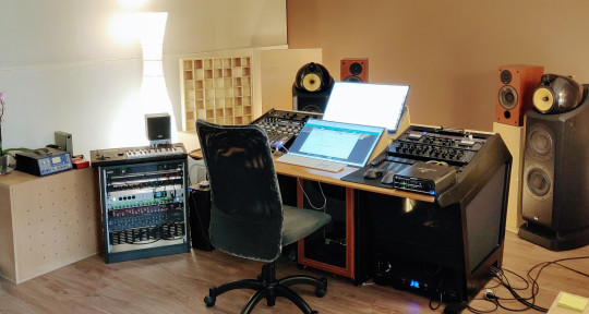 Mastering Engineer - Marco Rostagno
