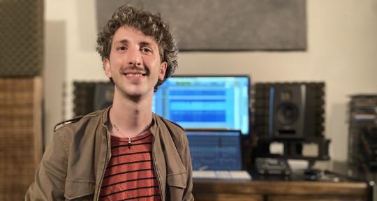 Estudio de grabación - Maxi Pirro