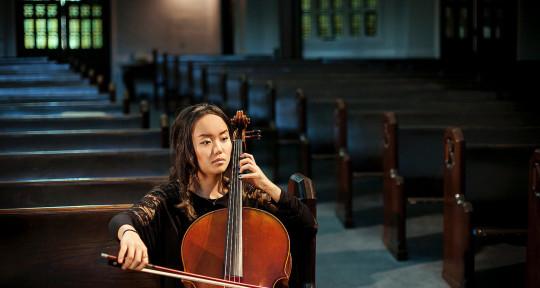Session Cellist - Susanna Cervantes