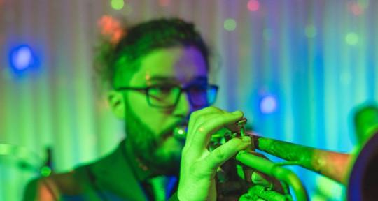 Trumpeter/ Arranger/ Vocalist - Kasey Ball