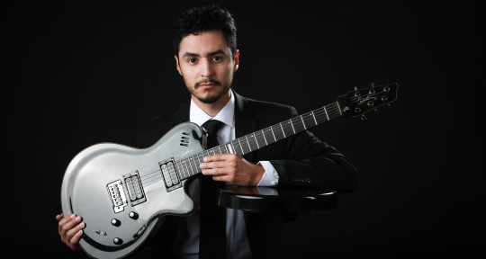 Session Guitarist, Mastering - Andrés Ayala