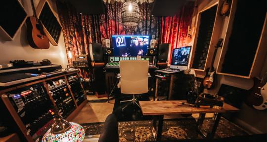 Drummer. Producer. Writer.  - Nathan Sexton