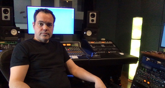 Mixing and Recording Engineer - Rich Fabrizio