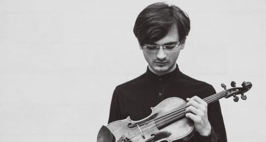 Remote session violinist - Dan-Iulian Drutac