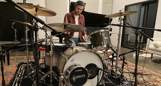 drums | songwriting | producer - Jason Trabue