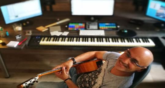 Producer, Guitarist - Christophe Goze