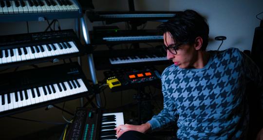Synthesizers Recording Studio - Daniele Ippolito