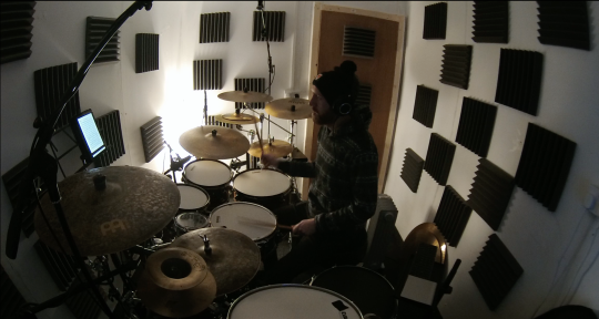 Session Drummer - John Stewart