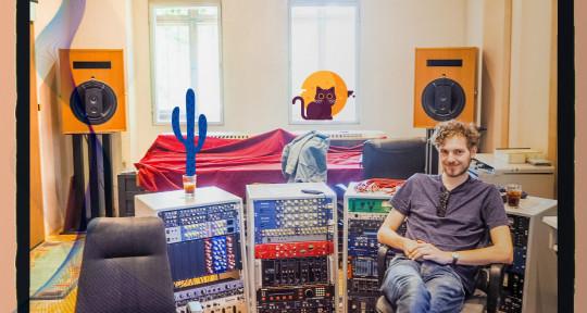 Mixing Engineer  - Cameron McMichael