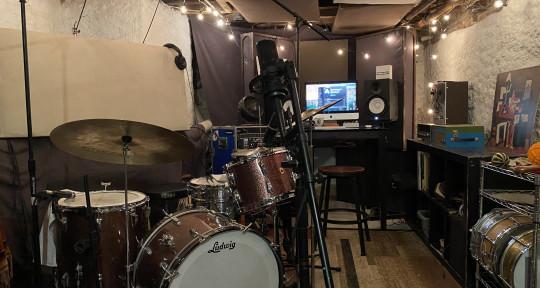 Pro Drum Tracks / Session Drum - Stephen Robbins