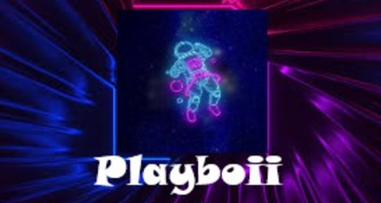 i write lyrics and make songs - Playboii leighton