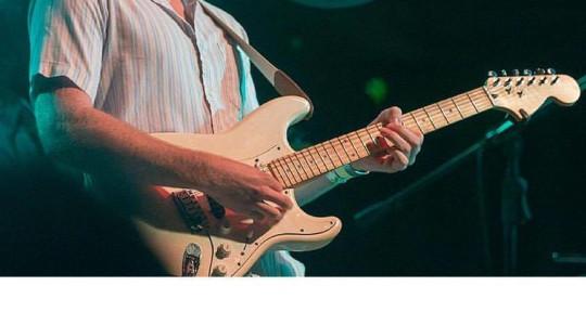 Session Guitarist/Producer - Dylan Kidd