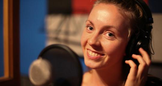 Recording Vocalist & Writer - Brynja