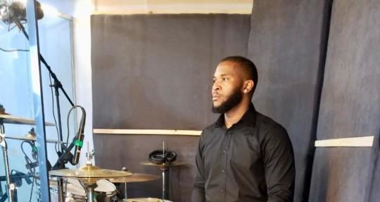 I am a drummer  - 3D drummer