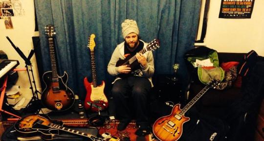 Professional/Session Guitarist - Mat Robb