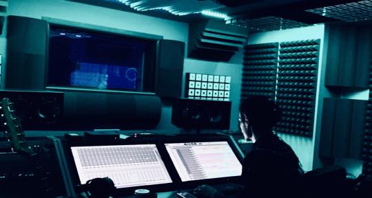 AUDIO ARTIST/ SOUND ENGINEER - SAM BNK