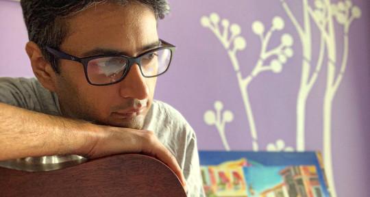Session Guitarist - Anshul Karn