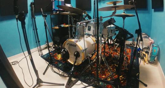 Session Drummer / Mixer - FrankCB