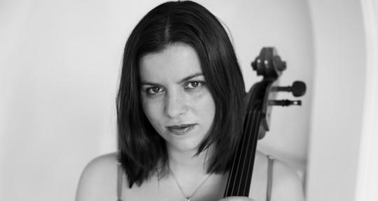 record & arrange, all genres - Evva, London session cellist