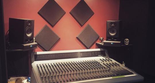 Studio / Producer / Musician - Old Haunt Records