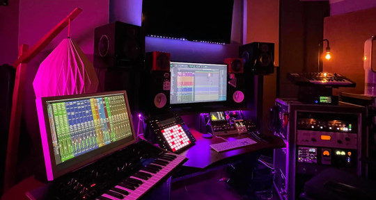 "Producer, Mix Engineer - Michael ""Slim"" Petrolawicz"