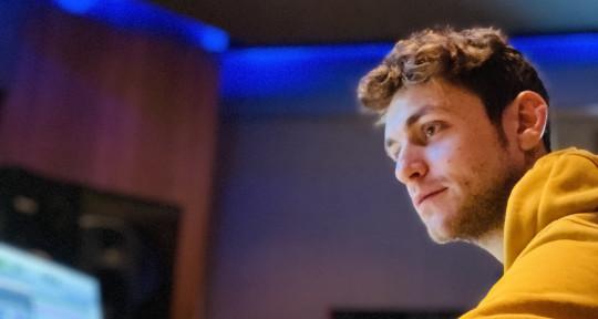 Mixing & Mastering - Jordan Franzino