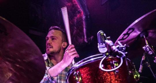 Rock & Pop Session Drummer - Joe Snelgrove