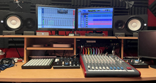 Mixing and Mastering - Catchy Noize Productions